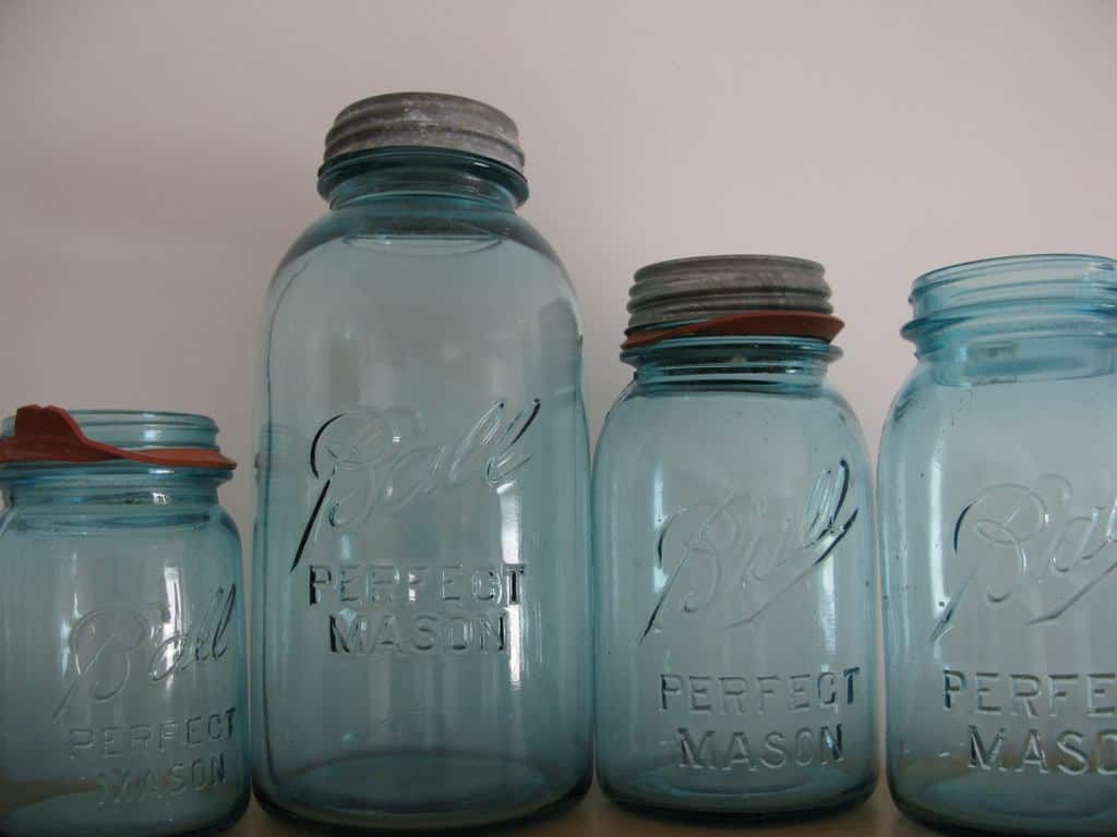 dating ball canning jars