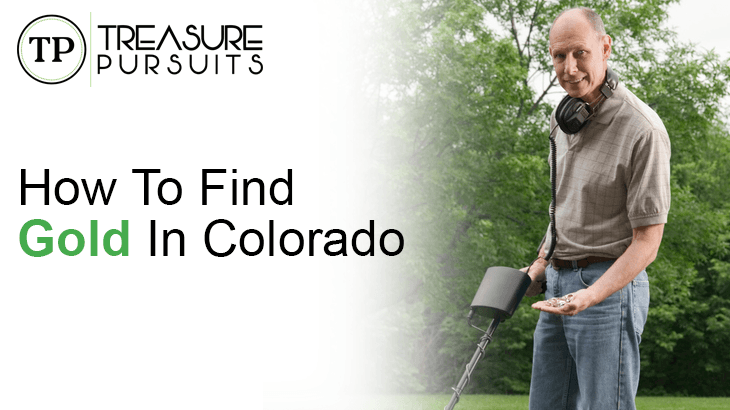 how to find gold in colorado