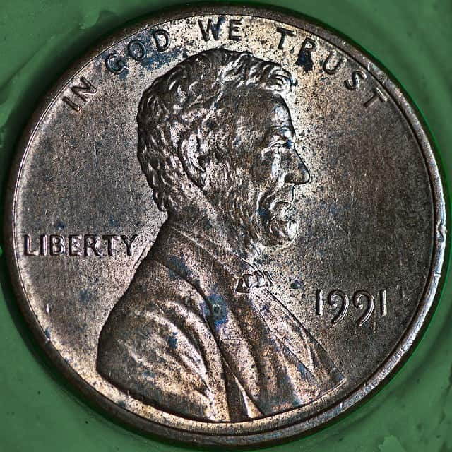 The 1991 Penny: An Interesting History