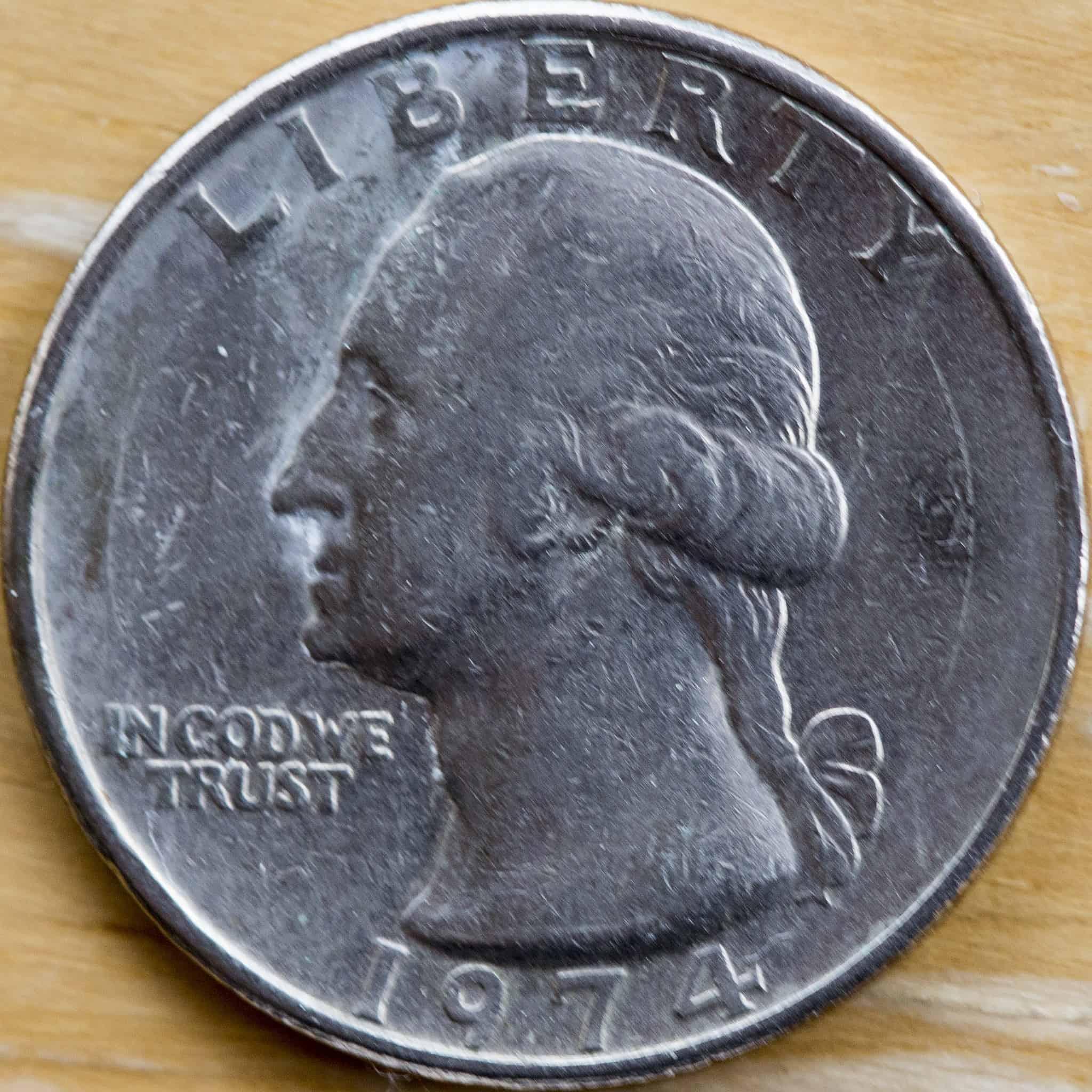 1974 Washington Quarter: A Great Coin To Start A Modern