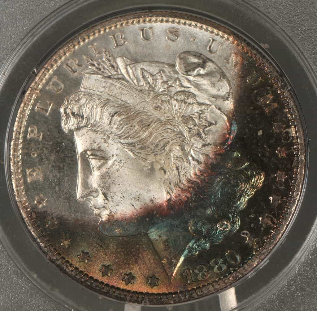 1880 Morgan Dollar: How Many Really Remain & What's It Worth?