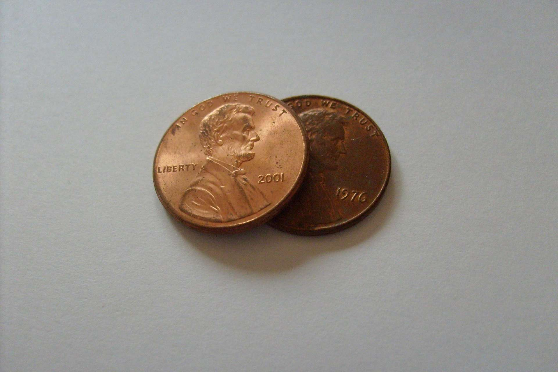 1976 Lincoln Memorial Penny: Copper Penny Hoarding Increases Scarcity