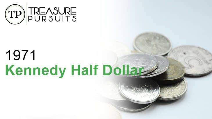 1971 half dollar