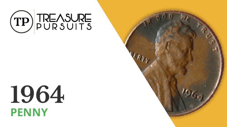 1964 Lincoln Memorial Penny: Red Coins Bring Highest Values