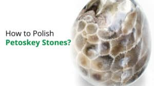 A how to guide on polishing Petoskey stones.