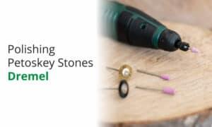 The best dremel for polishing Petoskey stones.