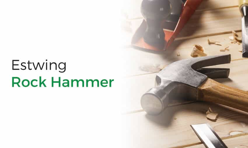 A collection of Estwing rock hammer reviews.
