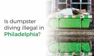 A compilation of Philadelphia laws and ordinances on dumpster diving.
