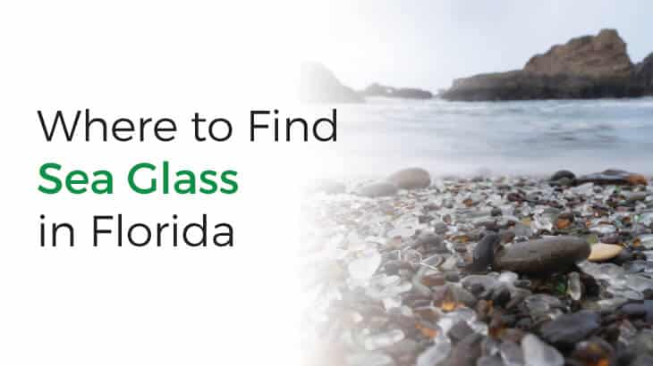 A collection of sea glass hot spots. Learn where to find sea glass in florida.