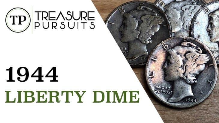 1944 Liberty Dimes