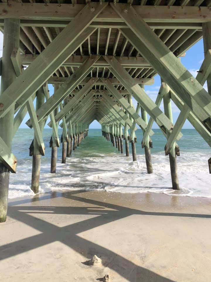 Pier at Beach