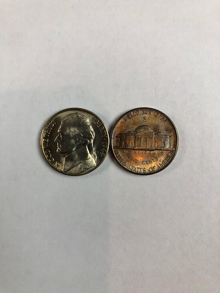 old jefferson nickel